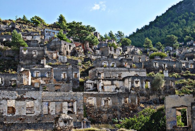 1 creepiest ghost towns