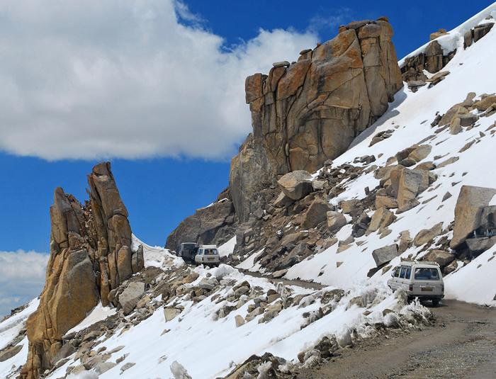 1 dangerous roads india