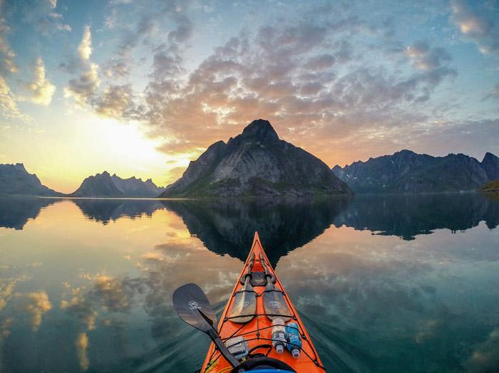 1 kayaker norway fjords