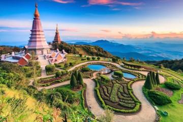 1 visit thailand