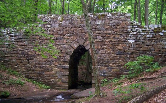 2 spooky haunted bridges