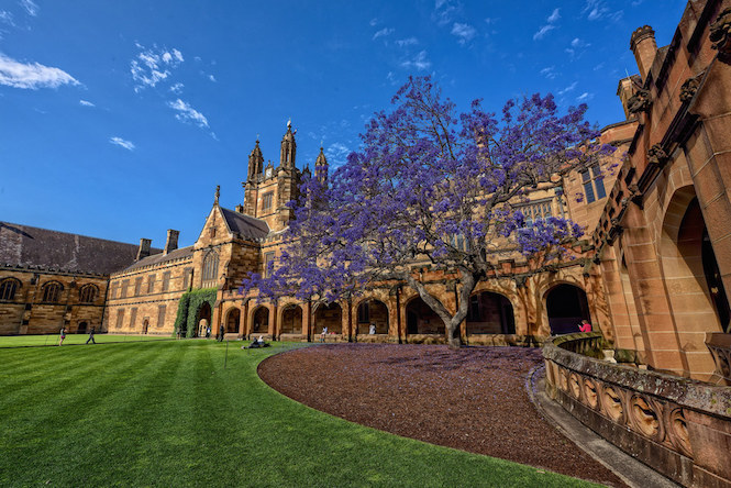 20 Of The World S Prettiest College Campuses