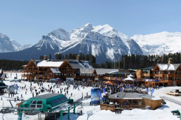 1 ski resorts north america